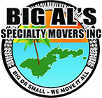 Big Al's Specialty Movers, Logo